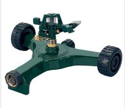 Lawn Garden Yard Watering Irrigation Plastic Wheel Base Impa