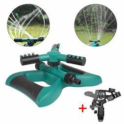 Lawn Sprinkler 2 Water Sprinklers Head For Lawns Garden Yard