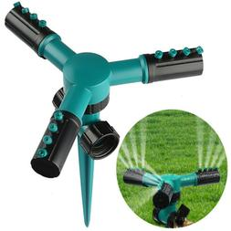 Lawn Sprinkler Automatic 360° Rotating Garden Water Sprinkl