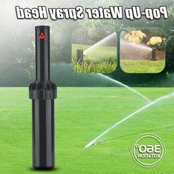 Lawn Sprinkler Automatic Rotating Garden Water Sprayer Head