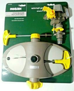 Nelson Lawn Sprinkler Base Rezimar Head Pulsating Spikes Wat