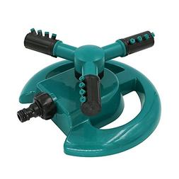 C-color Lawn Sprinkler, Water Sprinkler, Automatic 360 Rotat