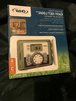 Lawn Watering Sprinkler Controller/Timer