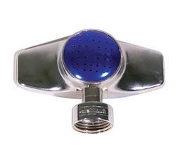Orbit Metal Lawn Watering Sprinkler, Square Spray Pattern Ya