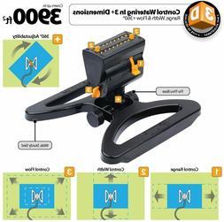 Melnor MiniMax Turbo Oscillating Sprinkler QuickConnect Prod