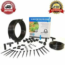 new drip irrigation kit raised bed garden