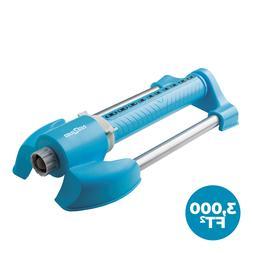 new open box oscillating sprinkler to 3000