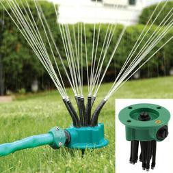 Noodle  Head 360 Sprinkler Degree Adjustable Rotating Plant