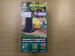 NOS Nelson Snap-N-Rain Garden Hose Pop Up Sprinkler