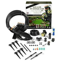 Mister Landscaper Premium All-In-One Micro Sprinkler Kit for