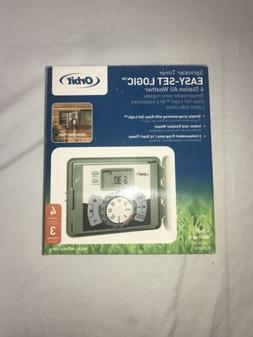 Orbit 4-Station Indoor/Outdoor Sprinkler Timer Lawn Drip Irr