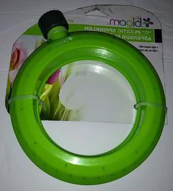 Orbit Plastic Ring Lawn Sprinkler, Yard & Garden Hose Wateri