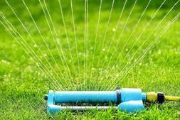 MyGarden-Oscillating Sprinkler Outdoor Automatic For Lawn Ir
