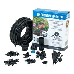 Patio/Container Drip Irrigation Watering Kit