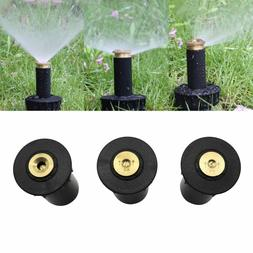 Plastic Lawn Watering Sprinklers Head Garden Spray Nozzle 1/