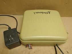 pro c lawn irrigation sprinkler controller box