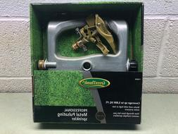 GREEN THUMB Professional Metal Pulsating Sprinkler Landscapi