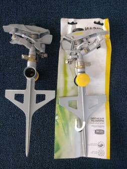 Nelson Pulsating Sprinkler Combo Pack 2 Sprinklers 86 ft spr