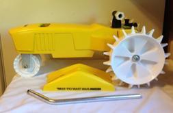 Nelson Rain Train 200: Vintage Cast Iron Lawn Sprinkler New