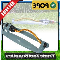 POPE Rainwave Deluxe Oscillating Sprinkler - 14 x 12m rectan