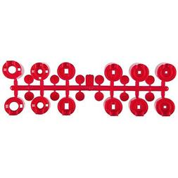 Replacement Nozzle for Hunter PGP ADJ Rotor-Color:Red
