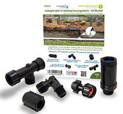 Mister Landscaper Retrofit Kit - Underground Sprinkler to Dr