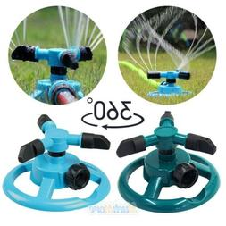 Rotating Impulse Sprinkler Garden Lawn Grass Watering System