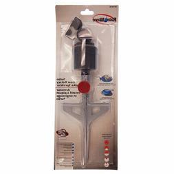 RainWave RW-9874S Turbo Gear Rotary Sprinkler, 14.75H