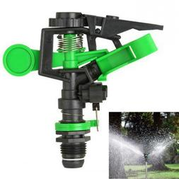 Sprinkler Rotating Adjustable Lawn Garden Water 360 Automati