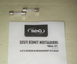 Orbit Sprinkler Timer/Controller Replacement Fuse - 2pk