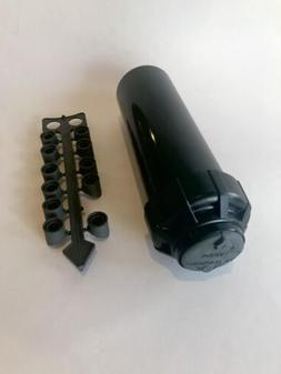 "Toro T5PCK Rotor Lawn Sprinkler head 5"" W/CV Rapidset Arc Ad"