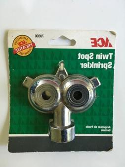 Ace Twin Spot Sprinkler 70696