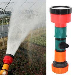 Watering Greenhouse Shower Water Gun Hose Hand Held Straight