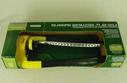 Nelson WM1330 Oscillating Lawn Sprinkler Water Garden Wateri