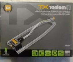 XT Metal Oscillating Lawn Sprinkler Flow Control System Irri