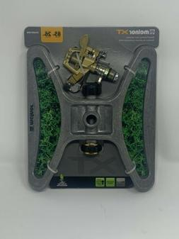 Melnor XT Metal Pulsating Lawn Sprinkler 85 of watering cove